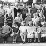 Garfield - 1st Grade-1963-Mrs. Fletcher