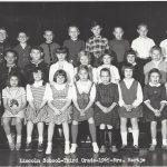 Lincoln-3rd grade-1965-Mrs Hartje