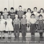 South Bay-1st Grade-1963-Mrs Armstrong